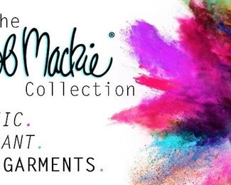 The Bob Mackie Collection Including Silk Scarves, Tops, Jewelry, & More!