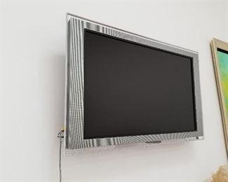 TVs galore.
