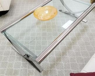 Beautiful cocktail table - contemporary.