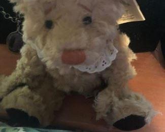 a really cute teddy