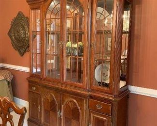 Universal furniture / Drew Furniture China Cabinet