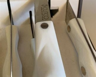 6 piece Cutco Knife Set
