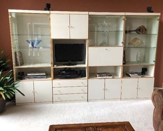 Nice and useful wall unit