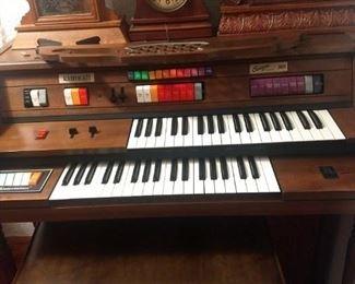 Kimball organ.  Works great