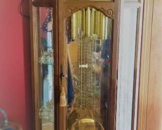 Grandfather Display Clock