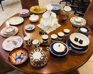 Assorted China including Mikasa