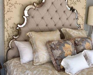 "Ballard Design King Bed ""Sanctuary"""