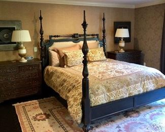 Hooker Furniture Queen Bed