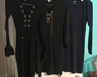 Michael Kors dresses XS (like new).
