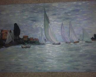 Original Canvas Art