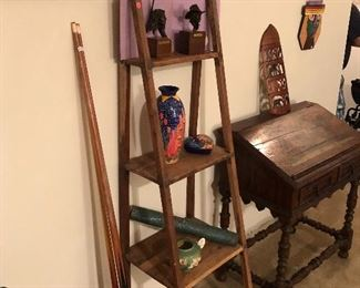 great shelf and bible stand