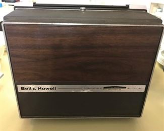 Bell & Howell compatible super 8 autoload