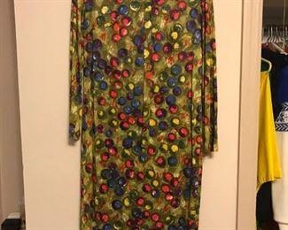 Mod Mrs. Robinson dress