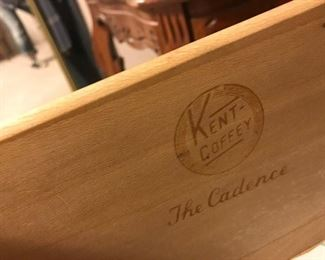 Kent-Coffey midcentury modern
