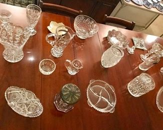 Lalique and other crystal