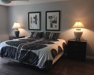 beautiful bedroom furniture from Mobel Furniture of Ferdinand, Indiana