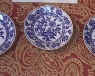 Blue Plate Picture