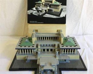Frank Lloyd Wright's Imperial Hotel LEGO Retired https://ctbids.com/#!/description/share/151350