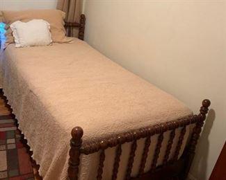 #1Twin Jenny Lynn bed frame  $175.00