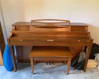 #30Baldwin Studio Piano$150