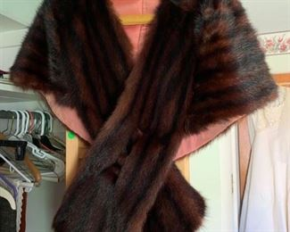 #55Mink Stohl - Small $75.00