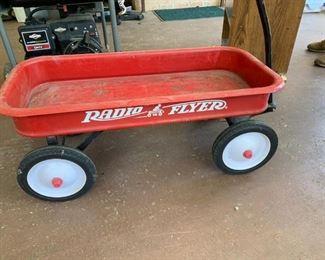 #80Radio Flyer Wagon  $30.00