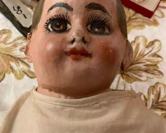 #32Ella Smith Doll - Alabama Cloth Babies From 1899-1932  $750.00
