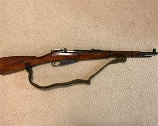 Mosin Nagant M38 7.62 x 54 R Bolt Action Carbine Rifle (#2 of 2)