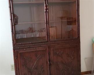 Beautiful Rosewood Cabinet from Hong Kong