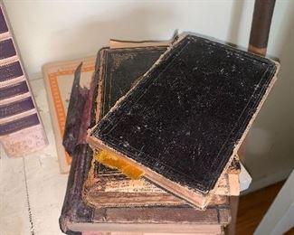 Vintage Bibles
