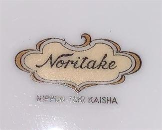 Noritake Nippon Toki Kaisha dishes