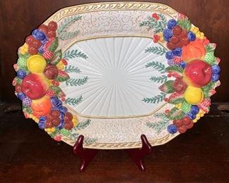 Large Fritz and Floyd fruit platter