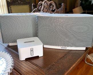 Sonos  wireless speaker set