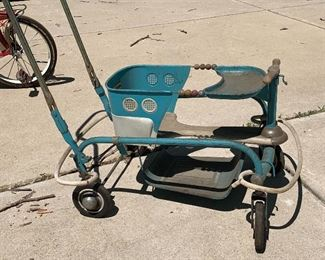 Vintage The Murray Ohio baby stroller