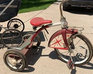 Vintage AMF Tricycle- what a gift for a toddler