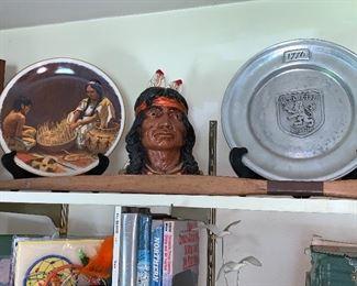 American Indian memorabilia