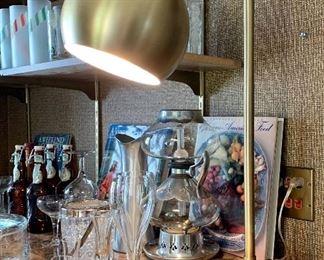 Mid-Century Dome  table/desk lamp