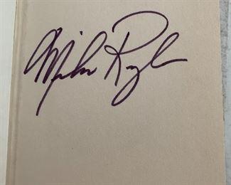 Autographed Mike Royko  - Like I Was Sayin... - book