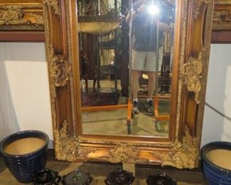 ONE OF ABOUT 25 MIRRORS
