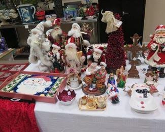 SOME OF HUGE AMOUNT OF  CHRISTMAS