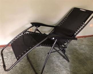 Gander Mountain Gravity Chair- like new