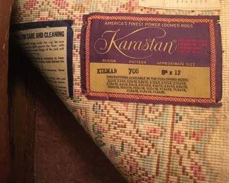 Rug Label
