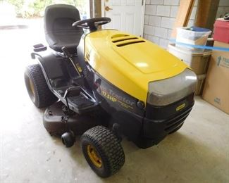 Stanley Riding Mower