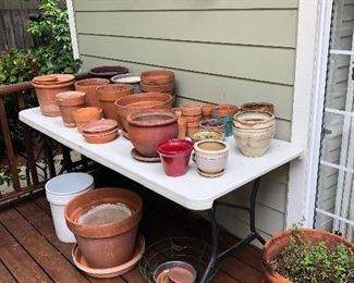 Garden Pots Also have Great Potted Plants