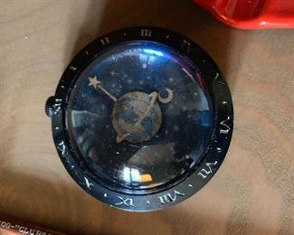 Westclox celestial clock