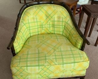 Pair of Schoenbeck chairs