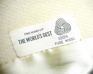 Wool Label