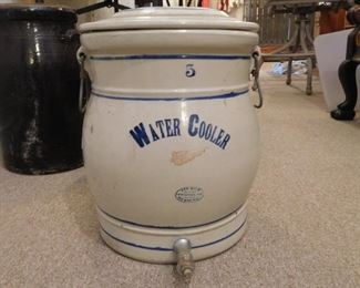 Red Wing Water Cooler