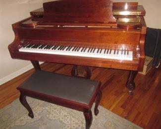 Samick Baby Grand Piano Sg-172G (8708701)