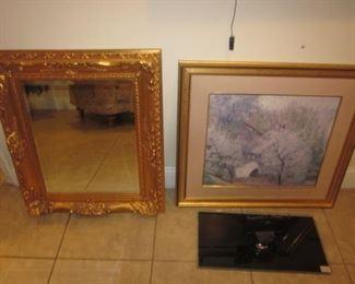 Mirrors wall decor